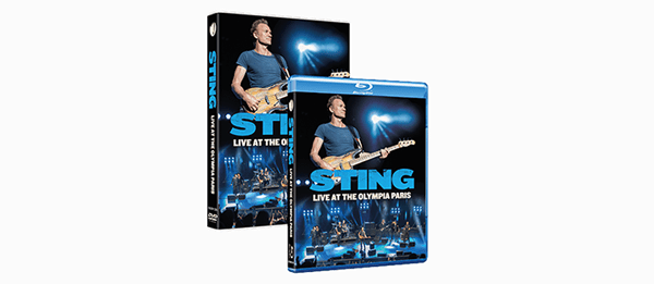 sting dvd