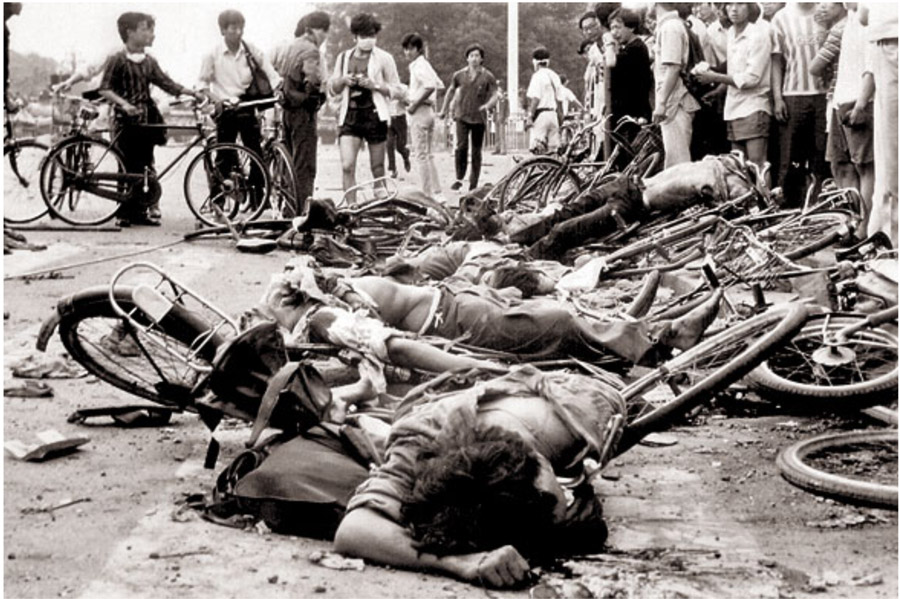 Tiananmen Square-AP