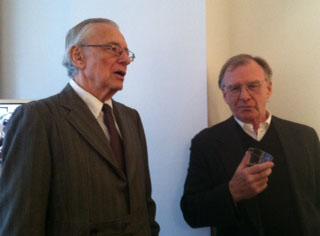 Ed Sorel & Jeff Danziger