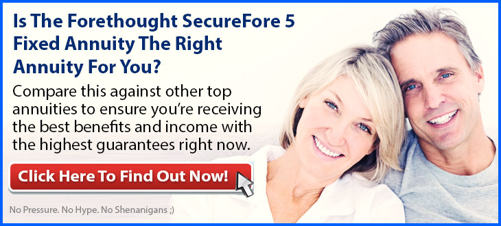 orethought SecureFore 5 Fixed Annuity CTA
