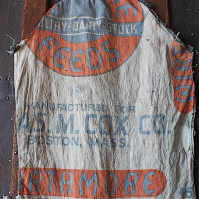 feed sack lining