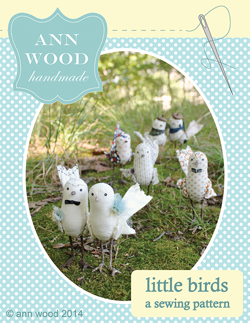 little birds : a sewing pattern