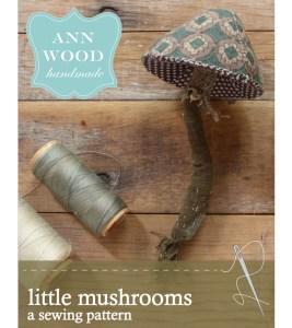 little mushroom pattern