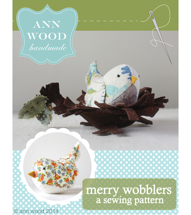 merry wobbler sewing pattern