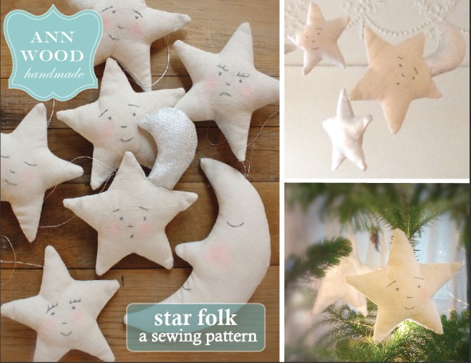 starfolk sewing pattern