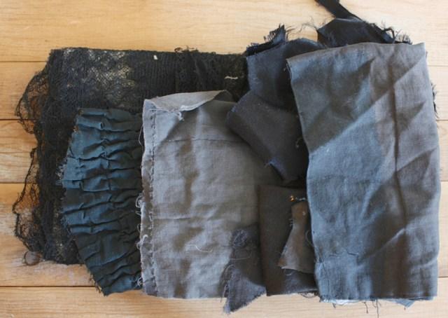 antique garments