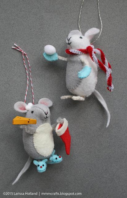 larissa holland mice