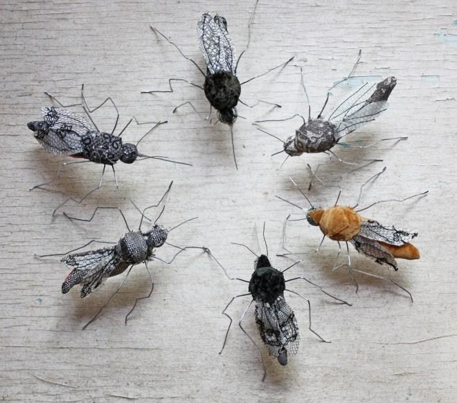 ann wood : mosquitos