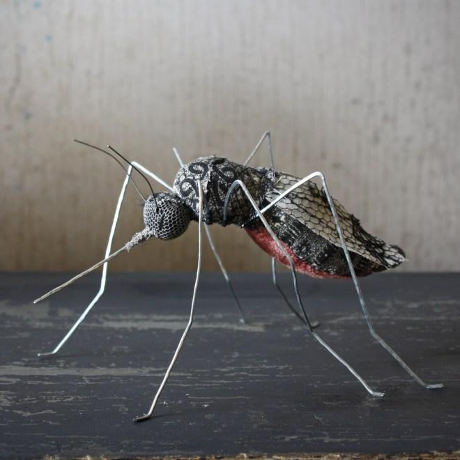grey edwardian mosquito