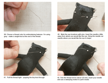 mr. socks : pattern page