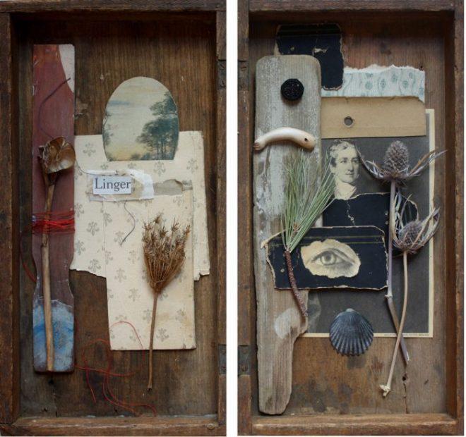 ann wood : diorama workshop