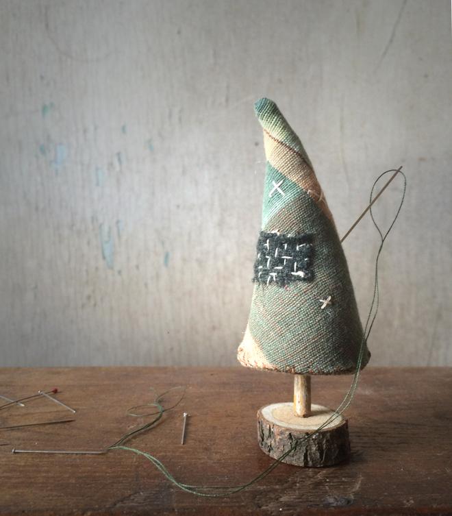 forlorn little tree