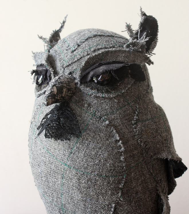 ephraim : hand made owl