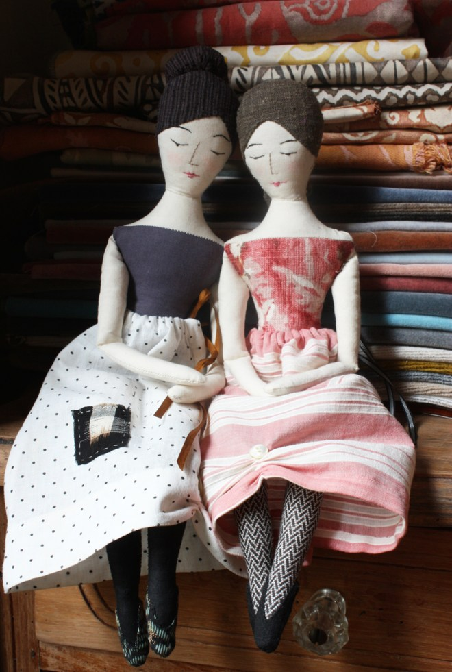 rag dolls with secrets