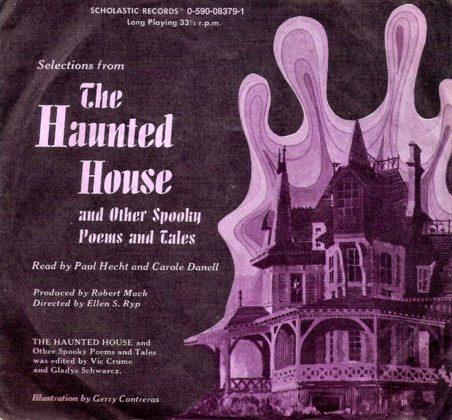the haunted house and other spooky poems