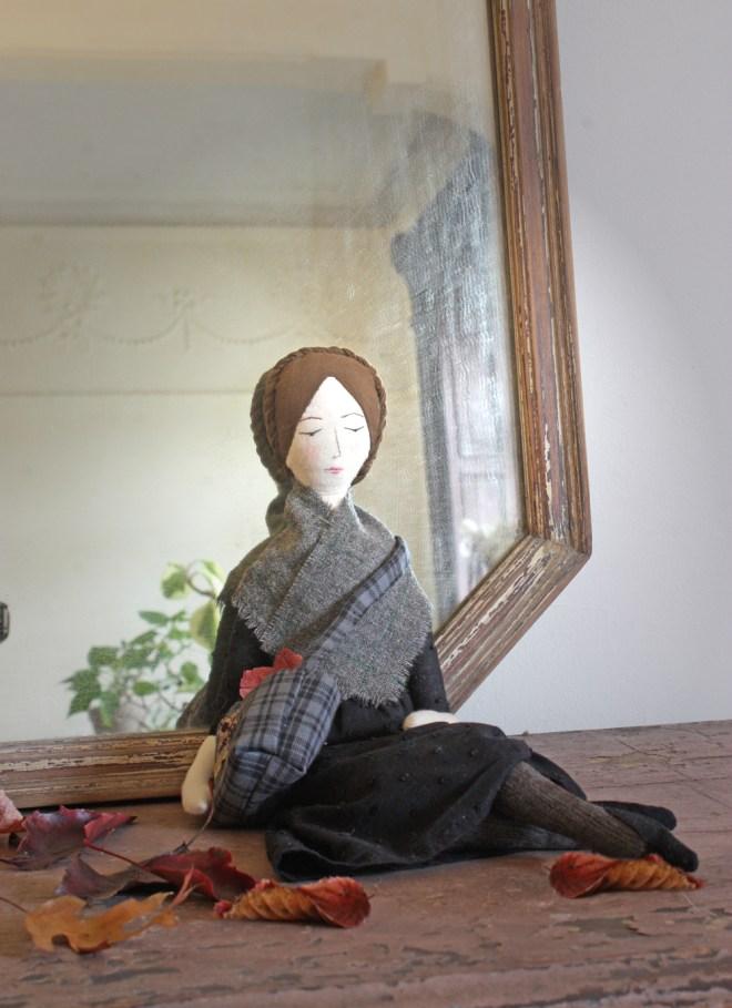 emaline : rag doll