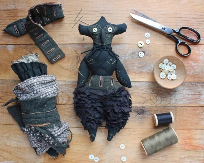 ann wood : doll workshop