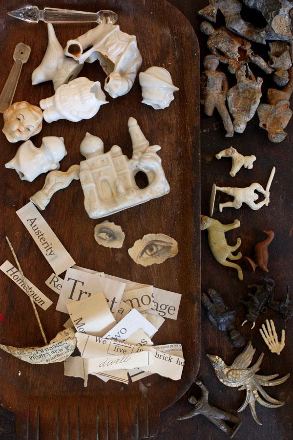 diorama workshop supplies