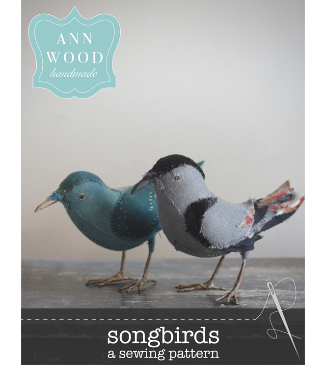 songbird sewing pattern