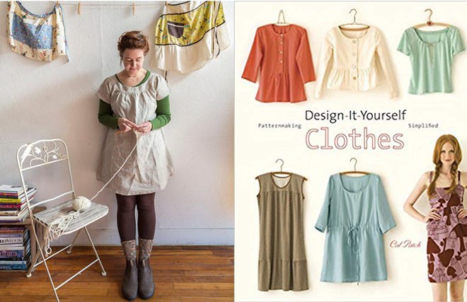 linen smock by cal patch