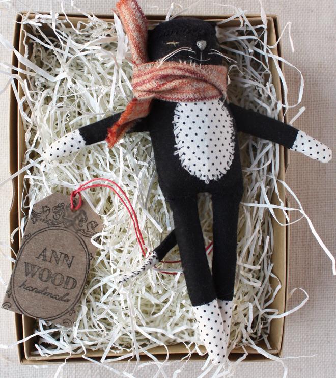 mr. sock rag doll