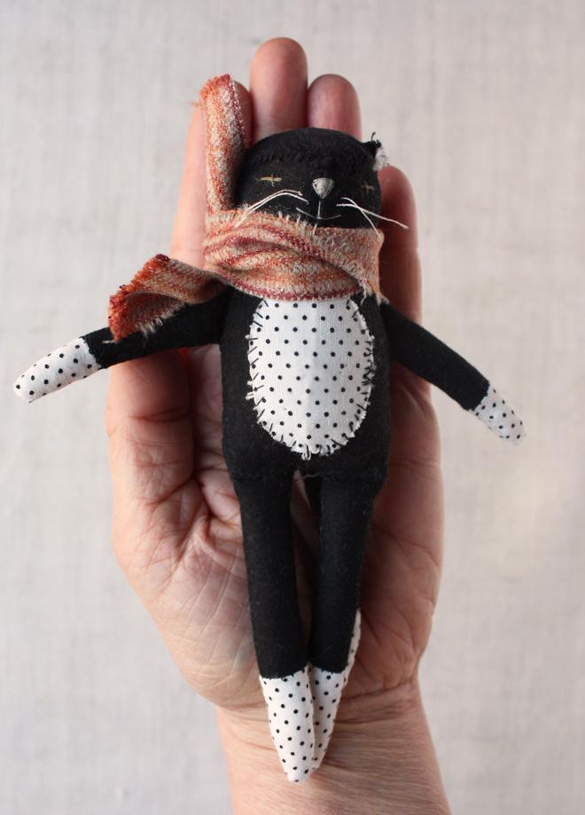 mr. socks rag doll