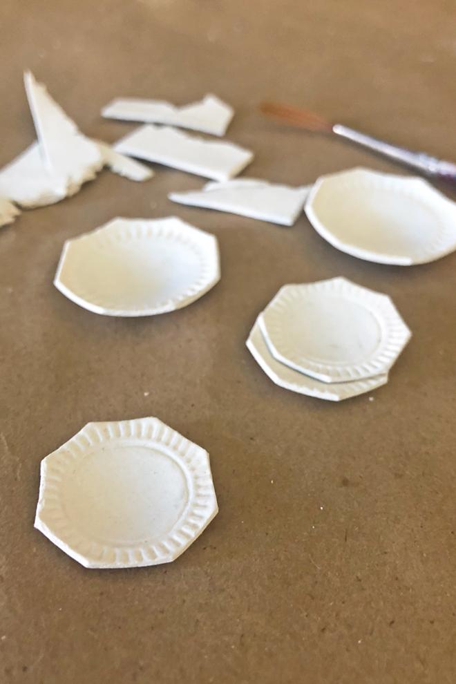 miniature plates