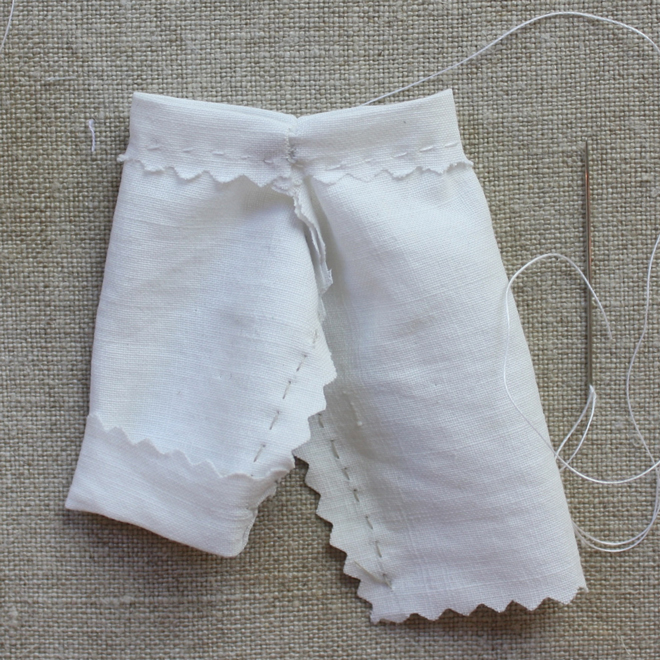 doll clothes sewing tutorial