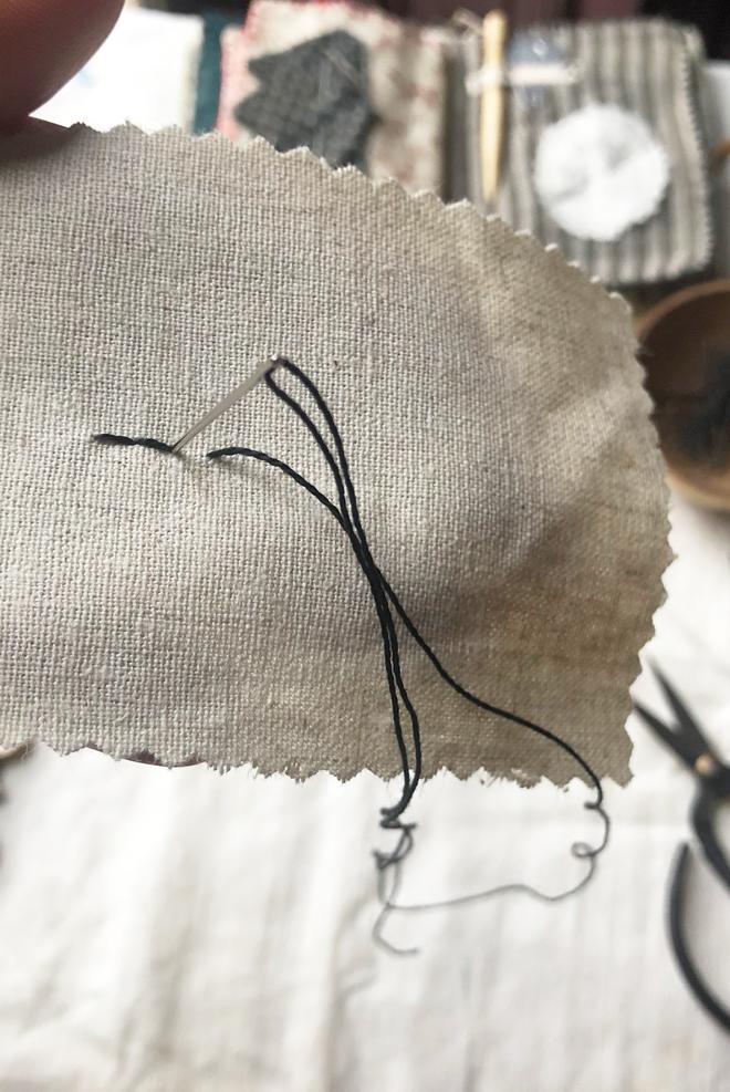 back stitch 4