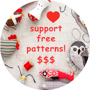 support free patterns