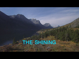 image: The shining title