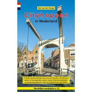 Cover Cityhoppen in Nederland