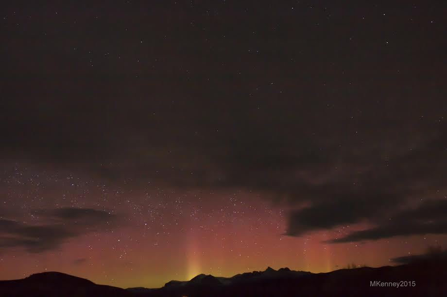 Northern Lights Montana Forecast