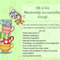Oil of Joy Membership Accountability Group!
