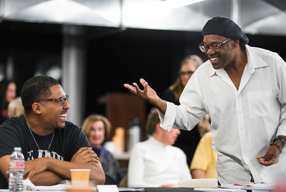 A Noise Within S A Raisin In The Sun Cast Reading