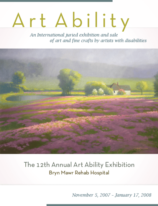 Art Ability 2009 Cover