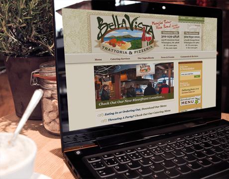BellaVista Website