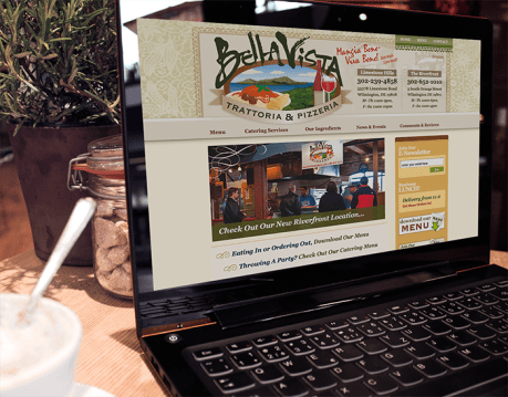 BellaVista Website
