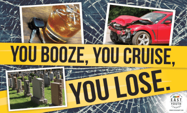 ADAPT Drunk Driving Mailer