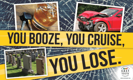 ADAPT Drunk Driving Mailer