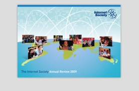 Internet Society Annual 2009 cover