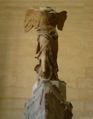 Victory statue Paris