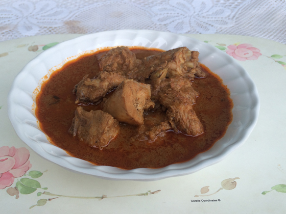 chicken curry dish 2