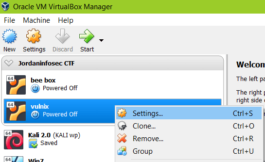 Part 1: Finding the IP address of your Victim in your VirtualBox Hacking Lab Network