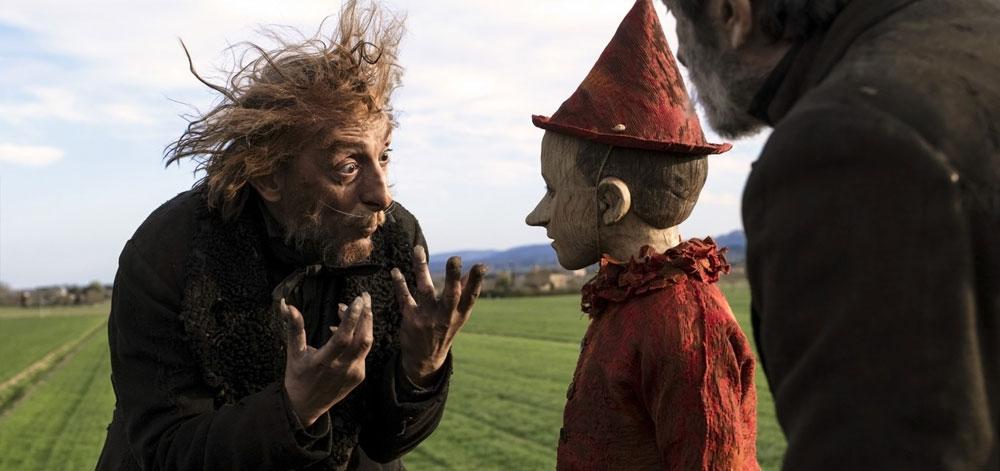 Rocco Papaleo e Massimo Ceccherini sono Il Gatto e la Volpe in Pinocchio di Matteo Garrone