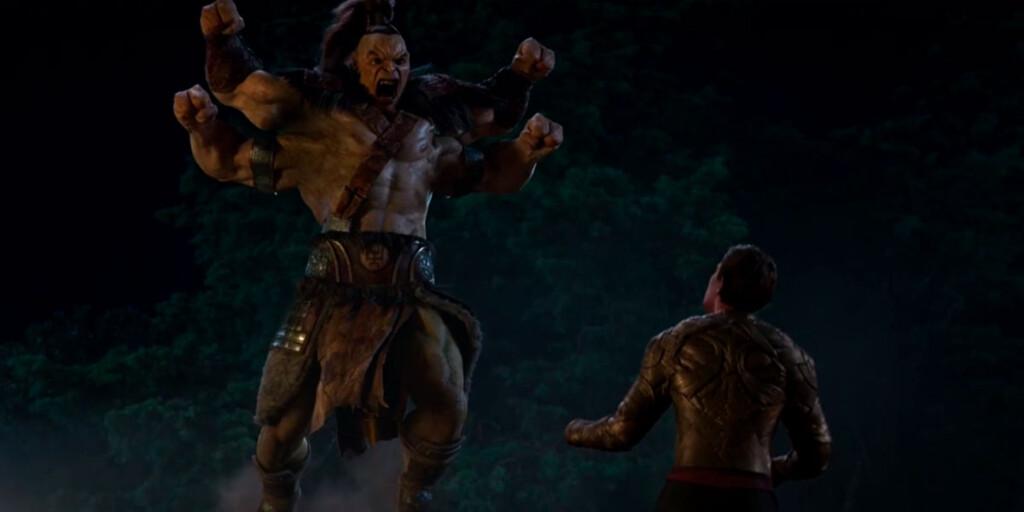 Mortal Kombat film 2021 recensione streaming