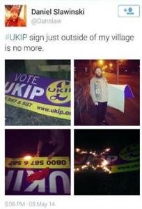 UKIP hate crime