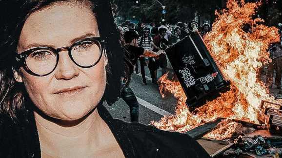 Aufgedeckt: Diese Stalinistin trainiert linksradikale Aktivisten fürs GEZ-Fernsehen