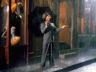Gene Kelly Singin' in the Rain