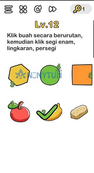 Edisi lengkap jawaban game brain out bahasa indonesia Kunci Jawaban Brain Out Semua Level 1 185 Bahasa Indonesia Dan Terlengkap Anonytun Com